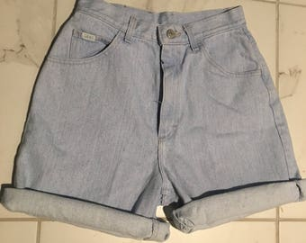 Size 10 High Waisted 90s Vintage shorts
