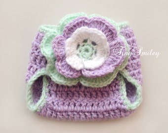 Baby Diaper Cover, Baby Girl Diaper Cover, Newborn Diaper Cover, Baby Outfit, Crochet Baby Diaper Cover, Baby Clothes, Newborn Girl Outfit