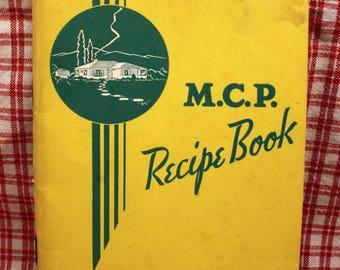 MCP Pectin Lemon Juice Recipe Book Advertising Ephemera 1940