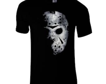 The Jason Voorhees Hockey Mask T shirt