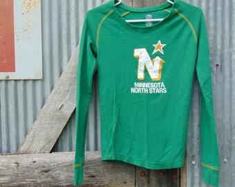 Minnesota North Stars, Minnesota Hockey, Minnesota Shirt, NHL Jersey, NHL, Long Sleeve Shirt, Sports Shirt, Sports Gift, Dallas Stars Hockey