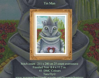 Mini TinMan PDF chart only for 25