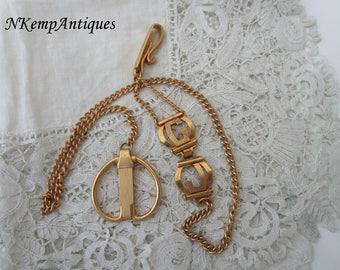 1920's watch chain