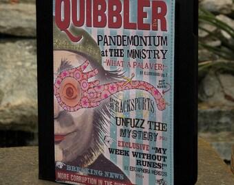 iPad 2,3,4 - iPad Air 1,2 - iPad Pro 9.7, 12.9 Tablet Case - Harry Potter The Quibbler