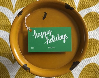 Gift Tags & Twine