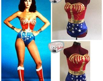 Wonderwoman Cosplay Bunnysuit