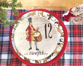 Christmas table runner, Flannel Plaid Table Runner, Holiday Table runner, Tartan table runner, Tartan Wedding table runner,  2016 collection
