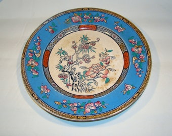 French Dinner Plate Beautiful Early