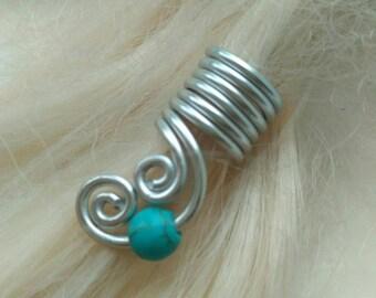 Perle de cheveux 2. Bijoux de cheveux Accessoires cheveux. \u2022 Barbe perles  Perles de Viking Viking bijoux \u2022 barbe bijoux Viking bijoux cheveux Viking