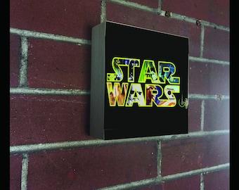 StarWars MusicBox Canvas
