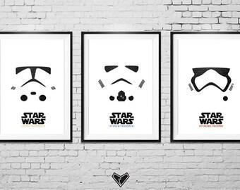 STAR WARS Trooper Posters