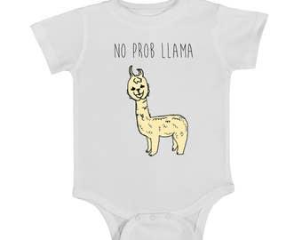 Llama, llama onsie, baby onsie, funny onsie