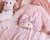 sweetteddy handmade sweater  for Neo blythe/made to order