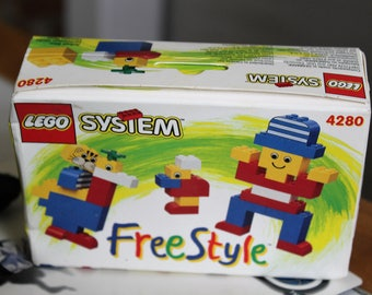 lego system free style 4280