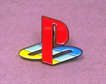 Playstation Enamel Pin