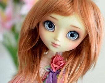 "Jojo Doll WIG 8-9"" for dolls : Pullip, Wichtel, Msd, Kaye Wiggs, Dollmore, Sd, Dal, 1/3 BJD..."