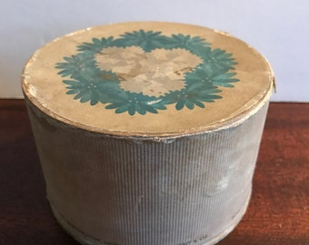 Antique Cardboard POWDER Box