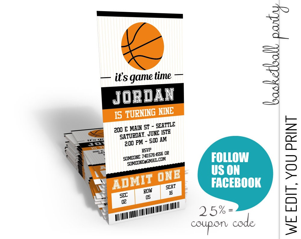Invitations That Look Like Concert Tickets statement of intent – Invitations That Look Like Concert Tickets