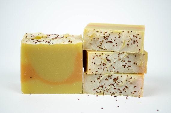 Orange Clove Olive Oil Soap