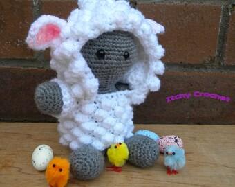 Inchoate Lamb Crochet Kit