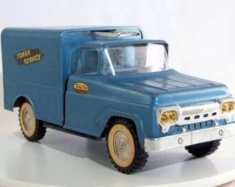 Vintage Tonka 1960 Service Van