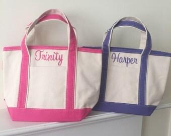 """Shop """"monogram tote"""" in Backpacks"""