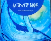 Whale Activity Book wholesale order