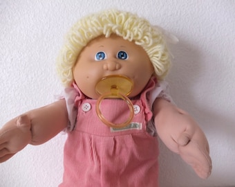 Vintage Cabbage Patch Doll 1985 - Free Shipping