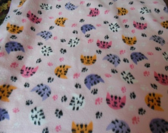 Personalized Pet Blanket / Fleece Blanket/ Pet Item/ Pet GIft/ Cat Blanket / Dog Blanket