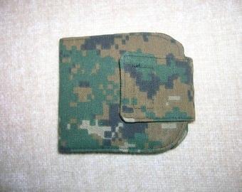 Camo Bi-fold Wallets
