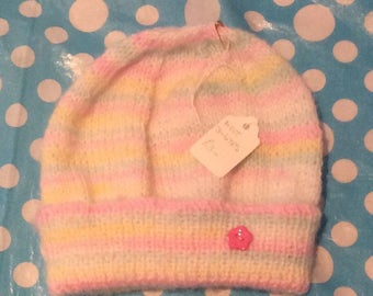 Warm winter hat for 3-6 years