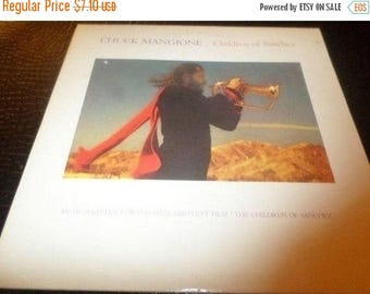 Save 30% Today Vintage 1978 Jazz Vinyl LP Record Children of Sanchez Chuck Mangione Excellent Condition