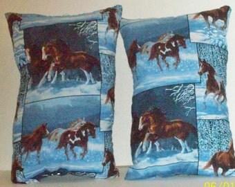 HORSE PILLOW!