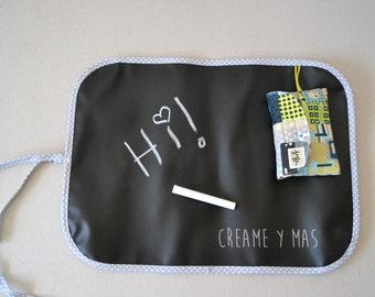 Portable chalkboard