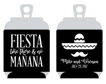 Fiesta Like There is No Mañana Rehearsal Dinner