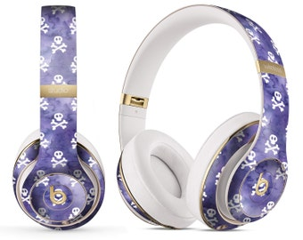 Beats By Dre Purple And Gold