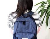 Junkbox Old School UNISEX everyday rucksack in Navy  backpack travel bag mens bag ladies bag weekend bag