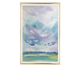 Original Acrylic Landscape Painting 18 x 24