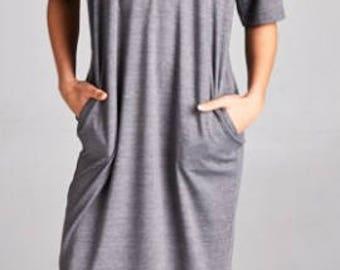Tunic Flow Dress