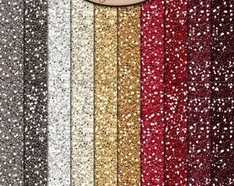 Digital Scrapbooking, Paper, Glitter: Always Yours