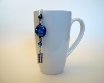 Doctor Who TARDIS Tea Infuser - Deep Blue