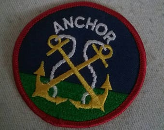 New anchor patch