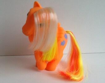 G1 My Little Pony SEABREEZE: Tropical Pony Pegasus