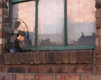 Westinghouse Electric Oscillating Fan Vintage Desk Fan