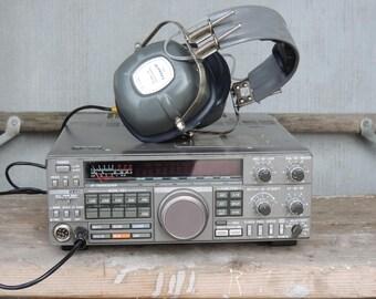 Vintage Headphones Superex Professional St-Pro-B Headphones 1960's Electronics Radio Equipment Stereo Headphones