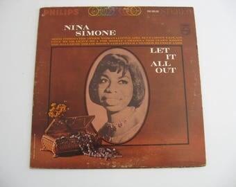 Nina Simone - Let It All Out - Circa 1965