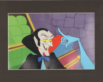 Groovy Goolies DRAC 1970-71 Production Animation Art Cel Filmation 2*