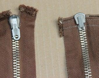 Vintage Zipper rare  30s - 40s