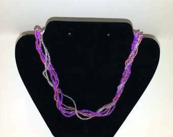 One Beaded Necklace