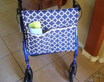 Walker Tote Bag/wheelchair bag, walker bag